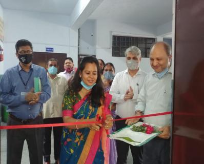 Inauguration of ATAL Tinkring Lab